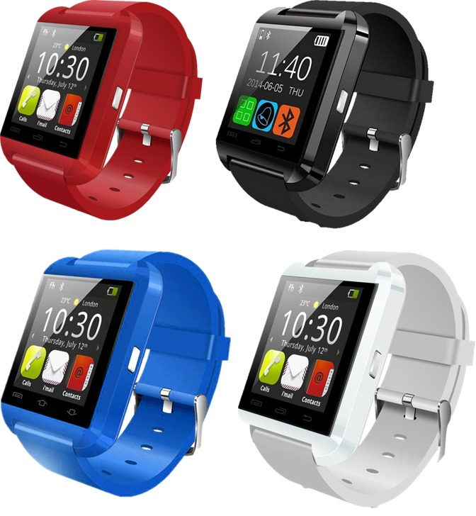 905c7da42a5 2 X Smartwatch U8 Reloj Inteligente Tactil Bluetooth Nuevo - $ 70.000 ...