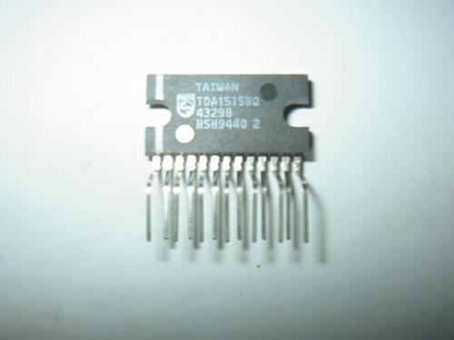 2 x tda1520 b tda 1520b nf-e 44v / 4a / 22w philips original