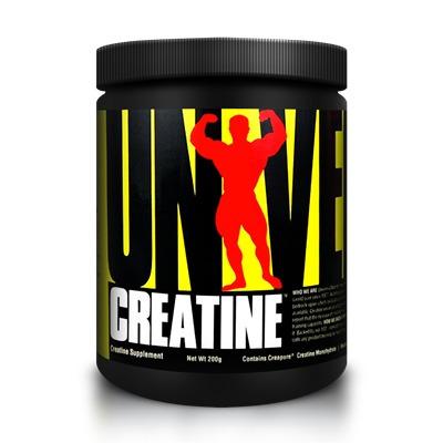 2 x unidades de creatina - universal nutrition (200g)