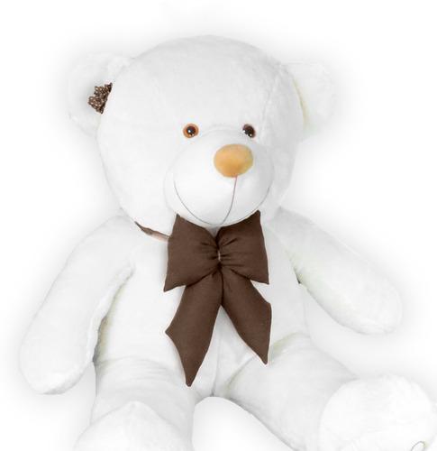 2 x urso gigante grande pelúcia teddy bear 110cm promoção