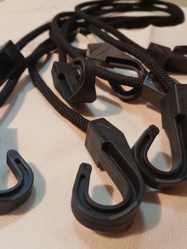 2 zunchos 8mm  x 1 m 2 cintas de amarre x 3 m/ res 4x4 atar