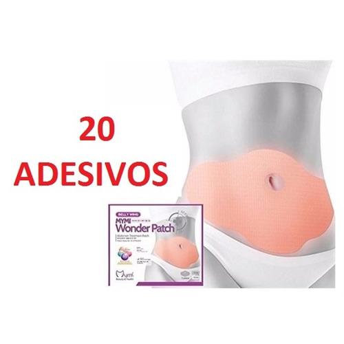 20 adesivos emagrecedor adesivo de emagrecimento slim patch