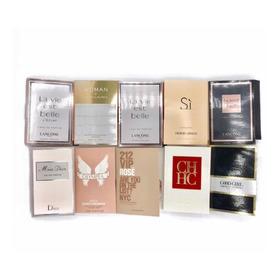 20 Amostras De Perfumes Importados Originais