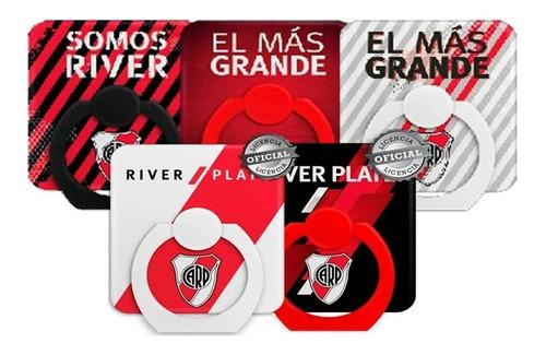 20 anillo selfie soporte celular tablet river boca futbol