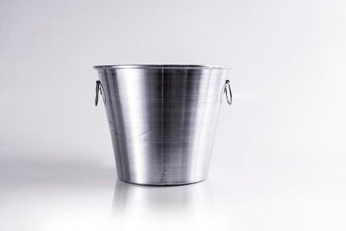 20 baldes de aluminio m para 6 latas