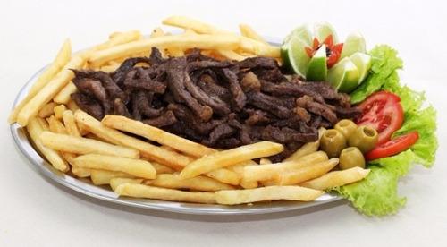 20 bandeja/travessa inox porção batata frita,arroz,feijão