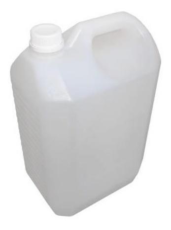 20 bidones 5 litros polietileno - tankes uy