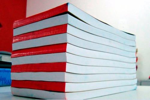 20 blocos de pedido ou talão p/ orçamento. 100 folhas