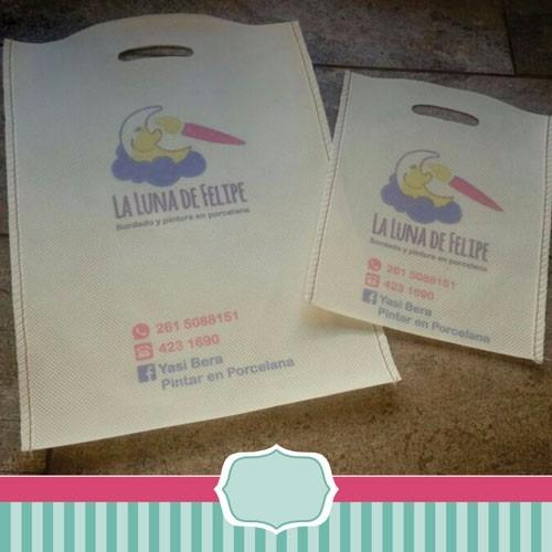 5565087da 20 Bolsas Ecologicas Reutilizables 20x30cm. Mendoza - $ 275,00 en ...