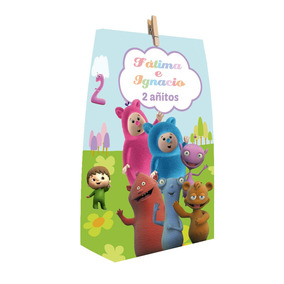 Televisor Jvc 20 Souvenirs Para Cumpleaños Infantiles