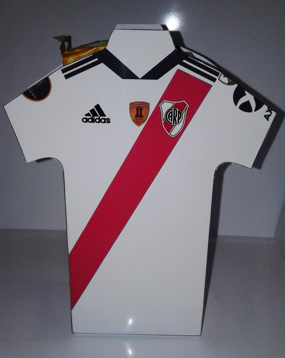 7341cc6c0 20 Bolsitas Golosineras River Plate 2019 Para Armar - $ 200,00 en ...