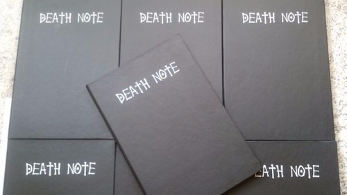 20 caderno death note  pronta entrega