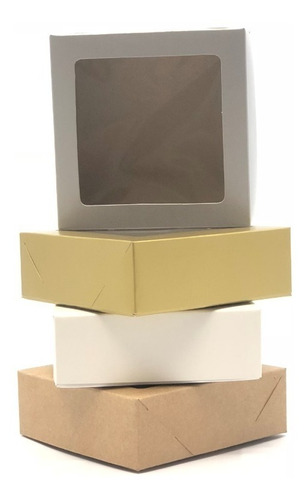 20 caixas 12x12x4cm: tf visor -bombom /brigadeiro / trufas
