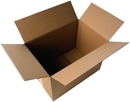 20 cajas de cartón corrugado grandes nuevas tipo huevo
