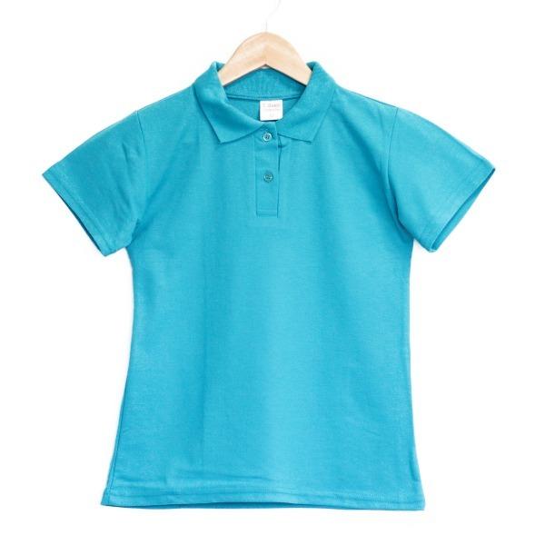 20 Camisas Gola Polo Feminina Adulto Malha Piquet - Atacado - R  534 ... 4e3d3cb6c81b1