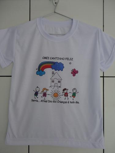 20 camisetas personalizadas frete grátis! apenas 15,00 cada