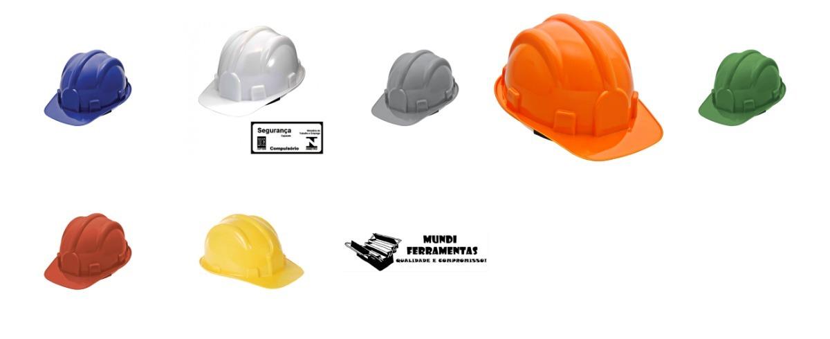 20 capacete de segurança pro-safety c selo inmetro e jugular. Carregando  zoom. dc35ee1f22