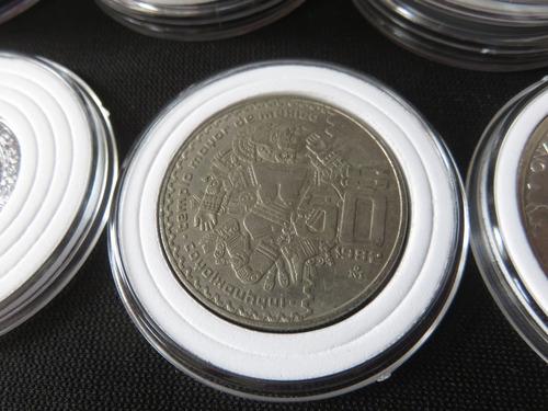 20 capsulas moneda arillo ajustable 20 26 30 35 40 46 mm #1
