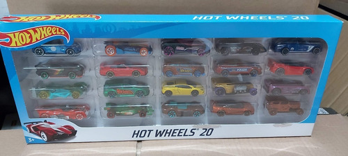 20 carritos a escala carros clasicos deportivos hot wheels