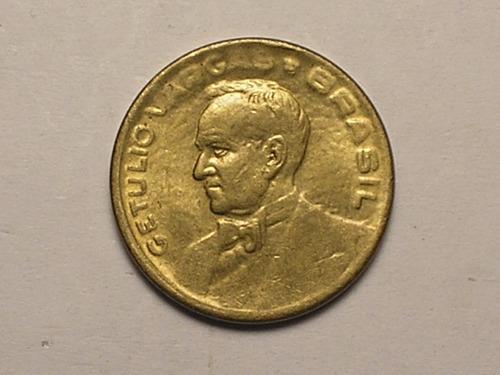 20 centavos - 1948 getúlio / s/flor