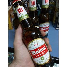20 Cervezas Mahou 5 Estrellas Free Gluten España