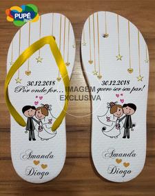 25185726e2183e 90 Chinelo Personalizado Casamento Lembrancinha Arte Grátis