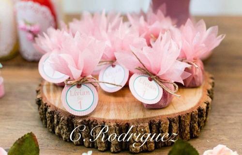 20 cm bolacha madeira tronco casamento rústico bandeja doce