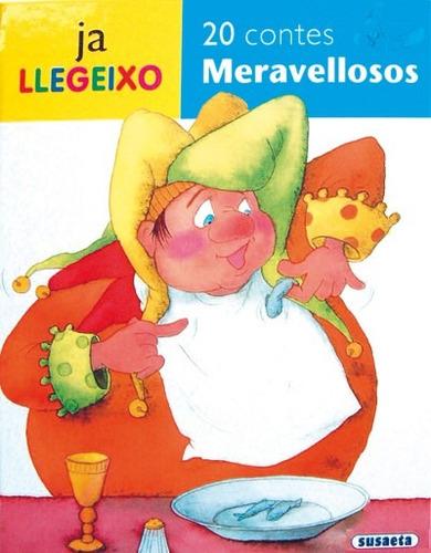 20 contes meravellosos (ja llegeixo)(libro infantil)