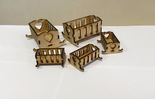 20 cunitas souvenirs nacimiento babyshower