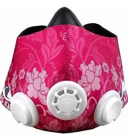 2.0 dark pink floral sleeve m