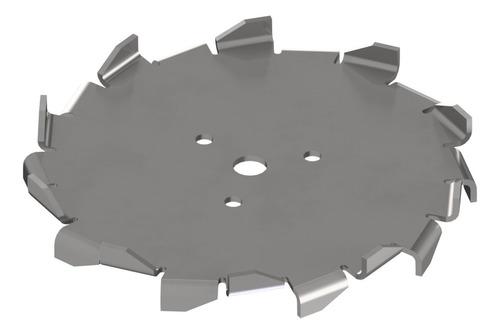 20 desenhos técnicos para rotores em inox.