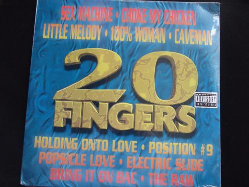 20 fingers -katrina, bongo boys (2x12)  nuevo cerrado