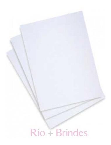 20 folhas papel fotográfico glossy 135gr resistente