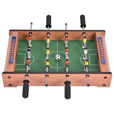 20 Foosball Mesa Navidad Regalo Juego De Futbol Arcade 54 990