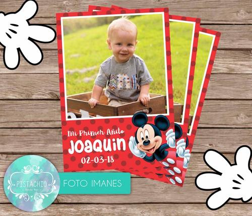 20 foto imanes 7x10 cm personalizados souvernis cumpleaños