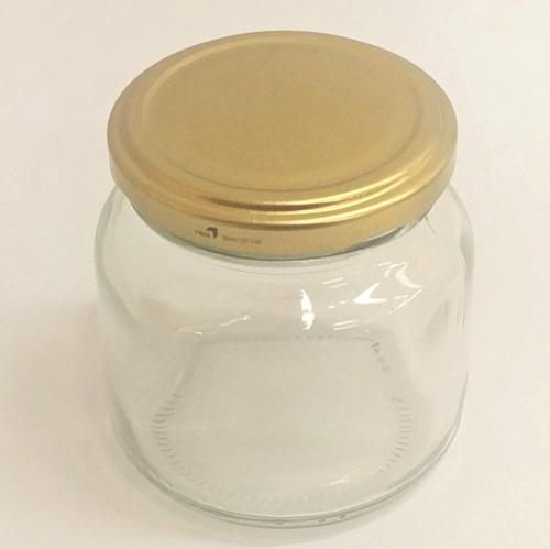 20 frascos vidrio dulcero 230 cc mermelada souvenirs c tapa