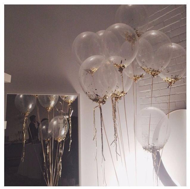 20 globos transparentes 30cm para aire o helio - Globos Transparentes