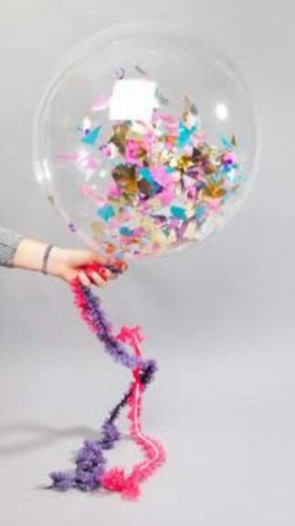 20 globos transparentes pvc 30 cmcristal - Globos Transparentes