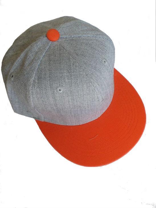 20 Gorra Snapback Visera Plana Lisa Skate Rap Hip Hop -   1 22191d2107c