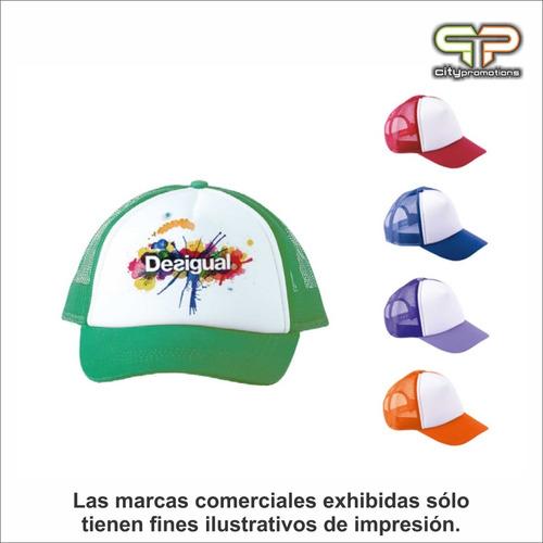20 gorras liberty.  con tu logo impreso.