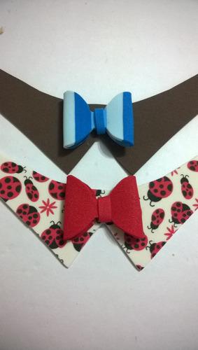 20 gravata colarinho (m)15 cent.brinde 6 laços pet.