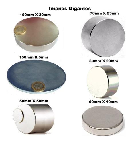 20 imanes neodimio 10mm x 5mm potente biomagnetismo xto