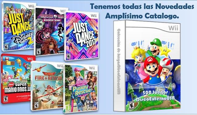 20 Juegos Completos Para Wii Originales Nueva Edicion 2018 690