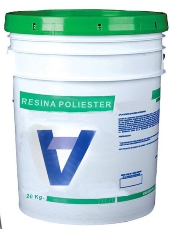 20 kg de resina con catalizador para fibra de vidrio for Piscinas de fibra de vidrio mexico