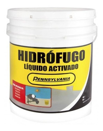 20 l hidrofugo aditivo liquido pennsylvania !