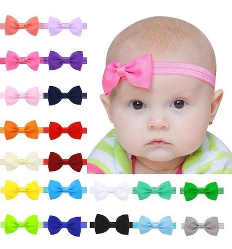 20 lacinhos - acessório de cabelo infantil