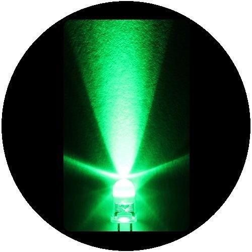 20 led ultrabrillante de 5mm / colores variados