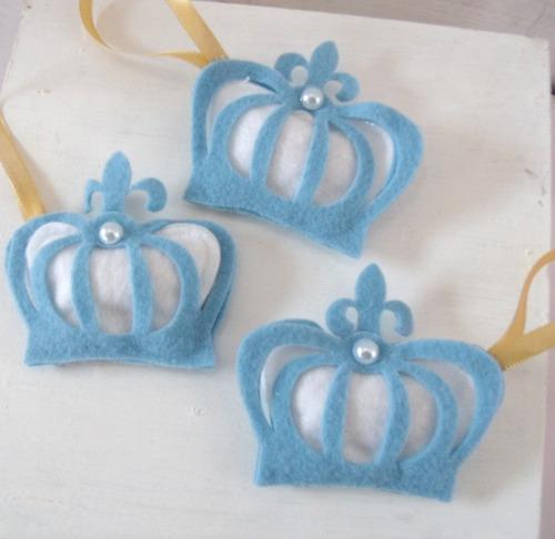 20 lembrancinha nascimento maternidade chá fraldas príncipes