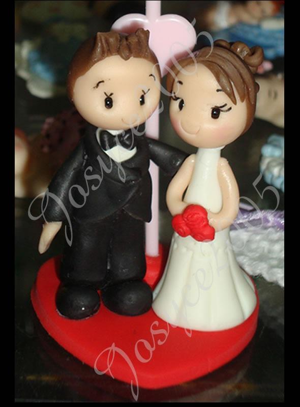 20 lembrancinhas de casamento noivado bodas em biscuit. Carregando zoom.