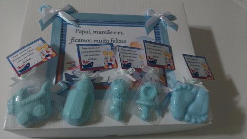 20 lembrancinhas perfumadas chá de bebê/ maternidade